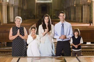 Igreja e familia