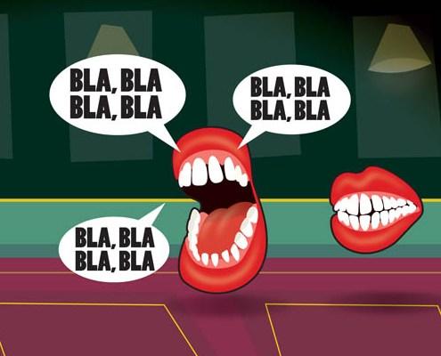 bla-bla-bla